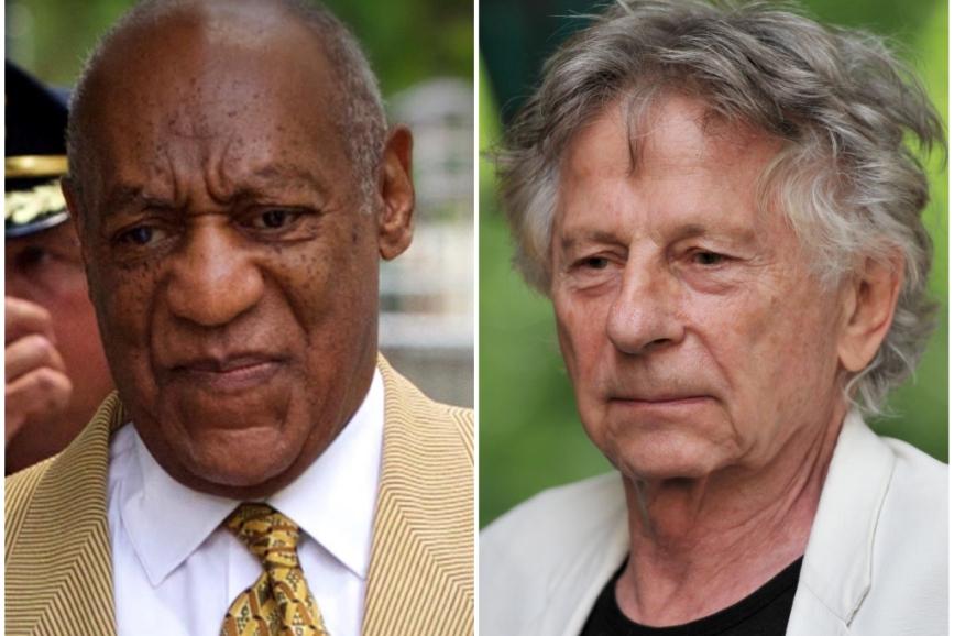 Cosby e Polanski oscars