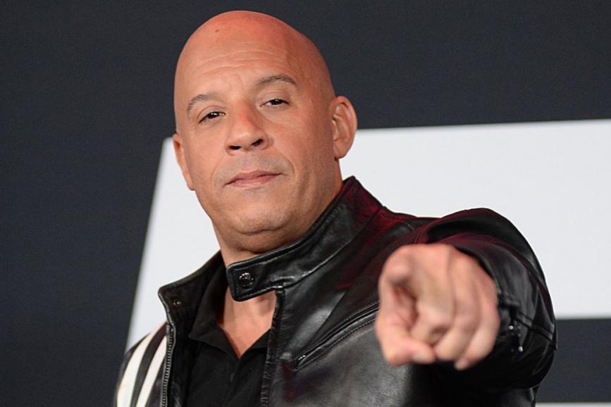 Vin Diesel - Muscle