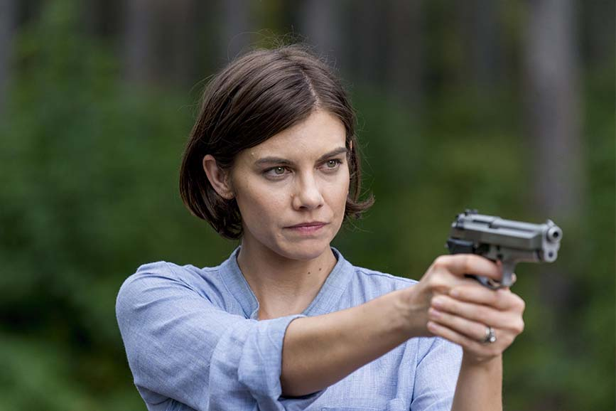 The Walking Dead: il ruolo di Maggie nella prossima stagione