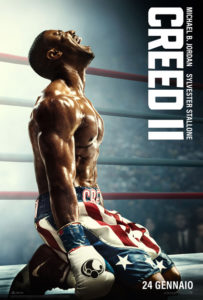 Creed II poster ita