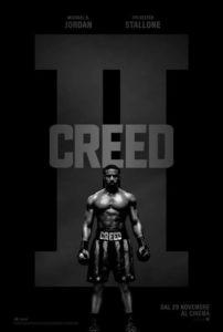 Creed II locandina Ita