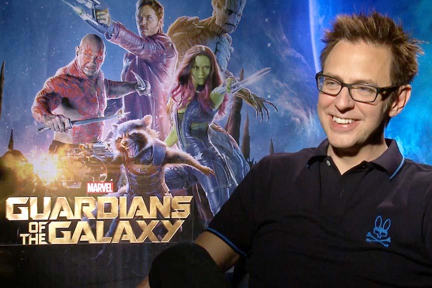 James Gunn regista