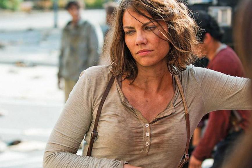 The Walking Dead Attrice Lauren Cohen