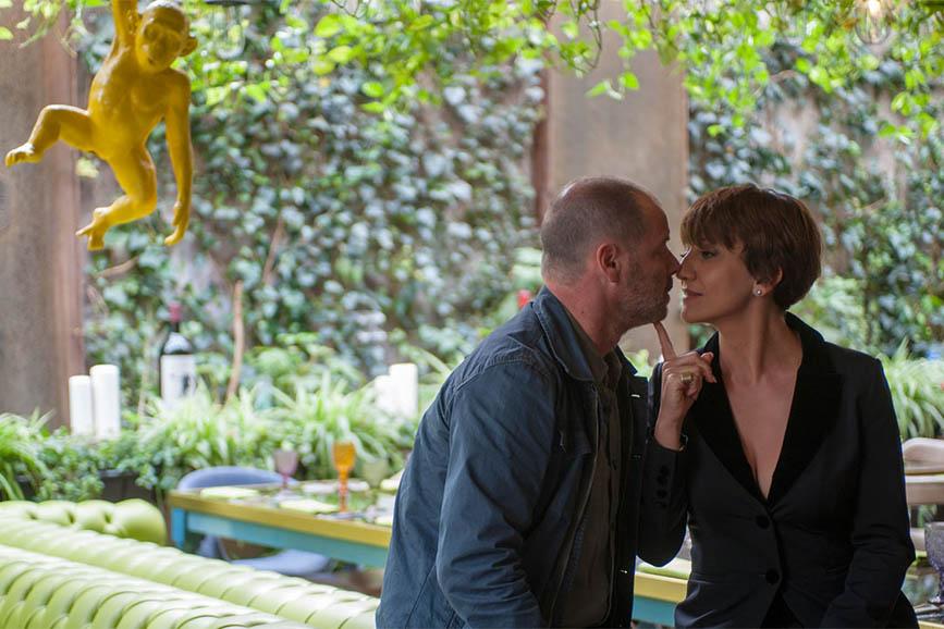 Charlotte dating Alberto del Rio
