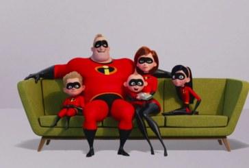 """Box Office USA: al primo posto """"Gli Incredibili 2"""""""
