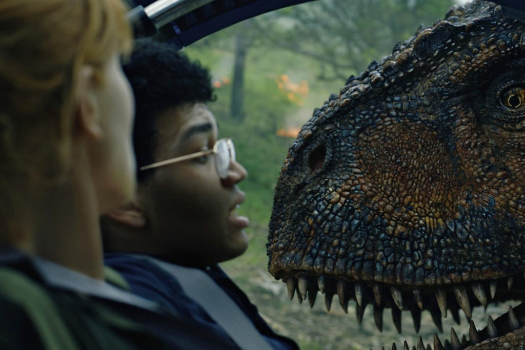 jurassic world il regno perduto al Box office italiano