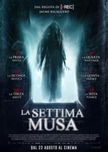 La Settimana della musa 2018 poster iat