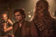 "Box Office Italia: ""Solo: A Star Wars Story"" mantiene il primo posto"