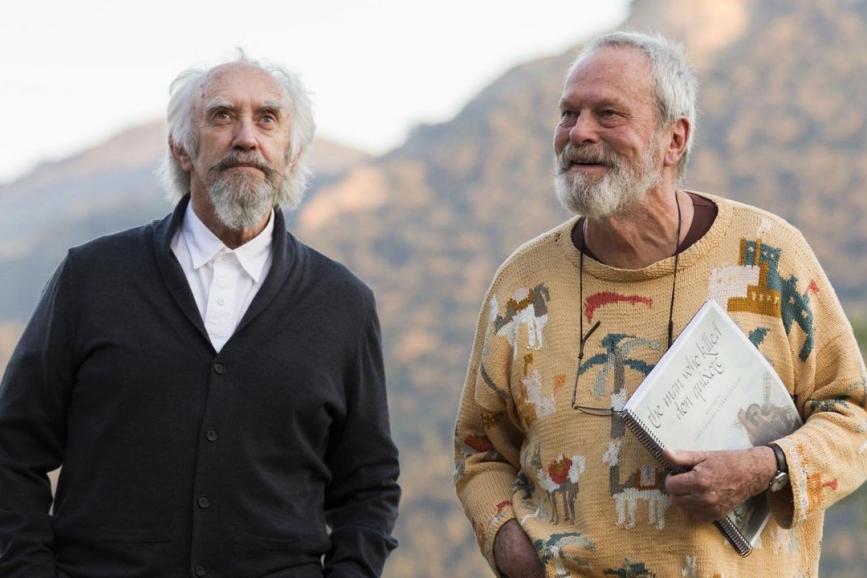 The Man Who Killed Don Quixote: Terry Gilliam