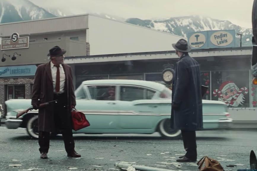 7 sconosciuti a El Royale una scena del film