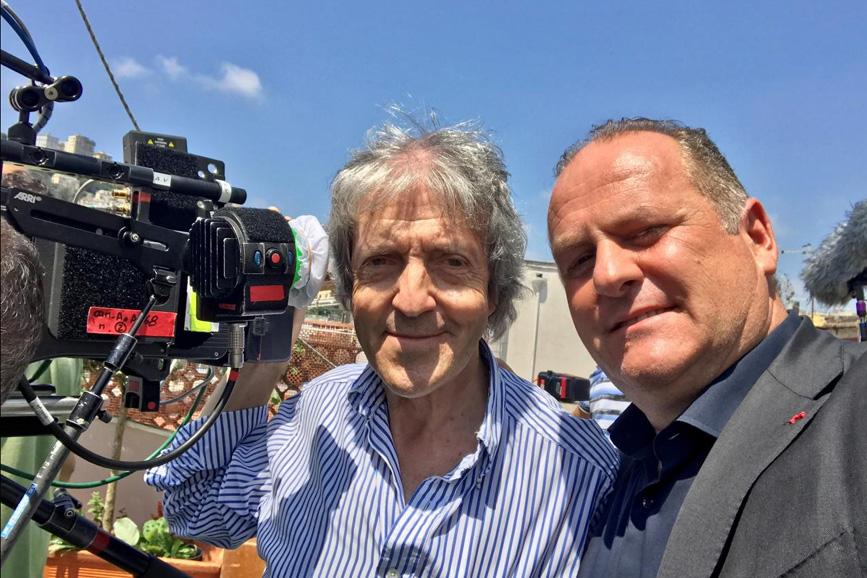 Carlo Vanzina: addio al grande regista e produttore italiano