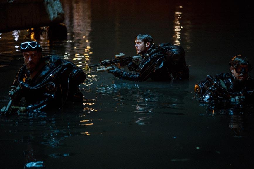 Hunter Killer - Caccia negli abissi action movie