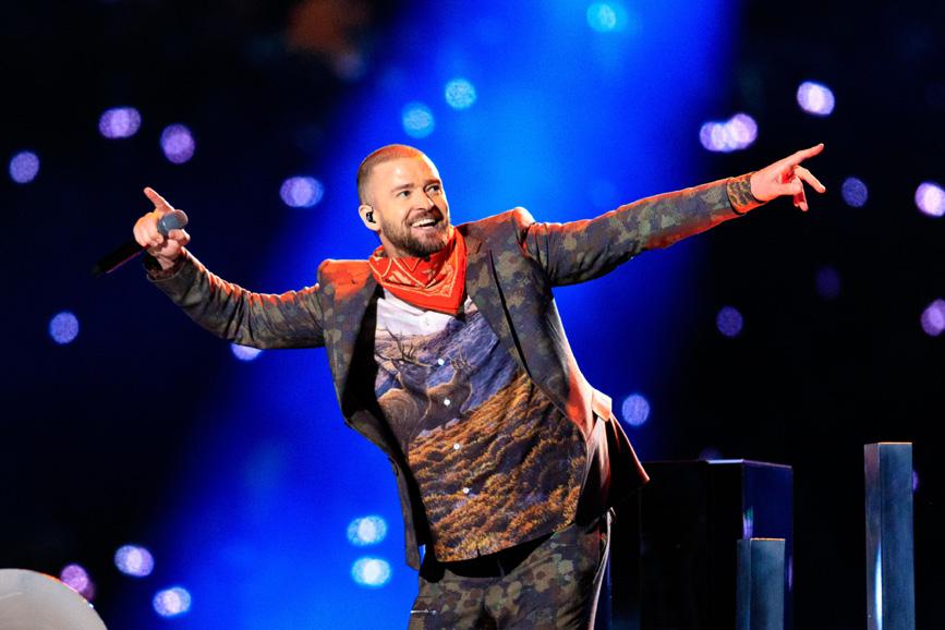 Justin Timberlake: tutte le news su
