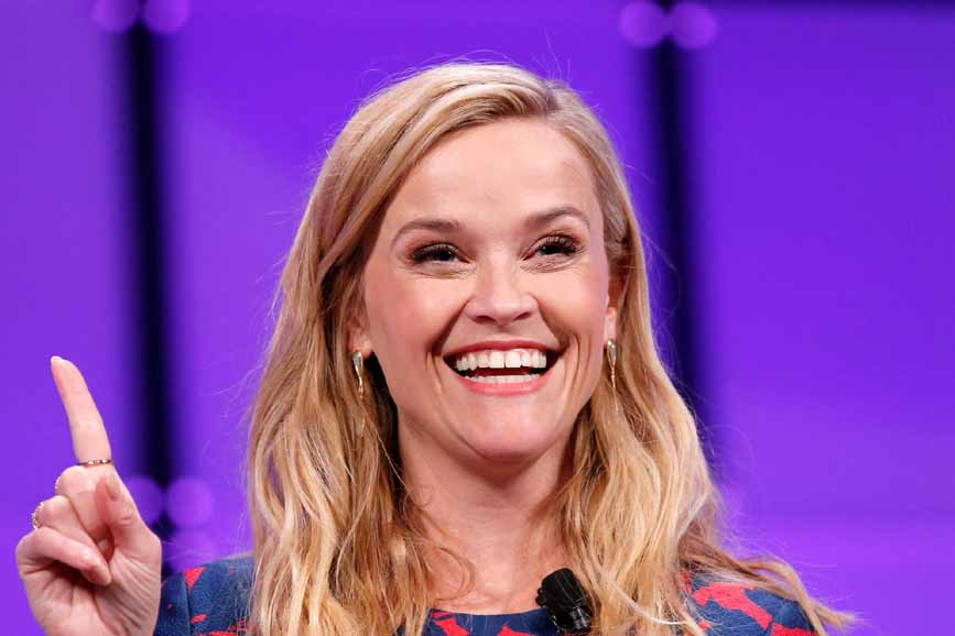 Reese Witherspoon produce il romanzo