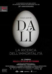 Salvador Dalì - La ricerca dell'immortalità loca