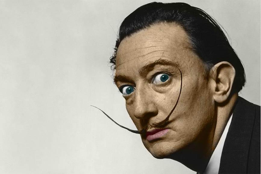 Salvador Dalí - La ricerca dell'immortalità (2018)