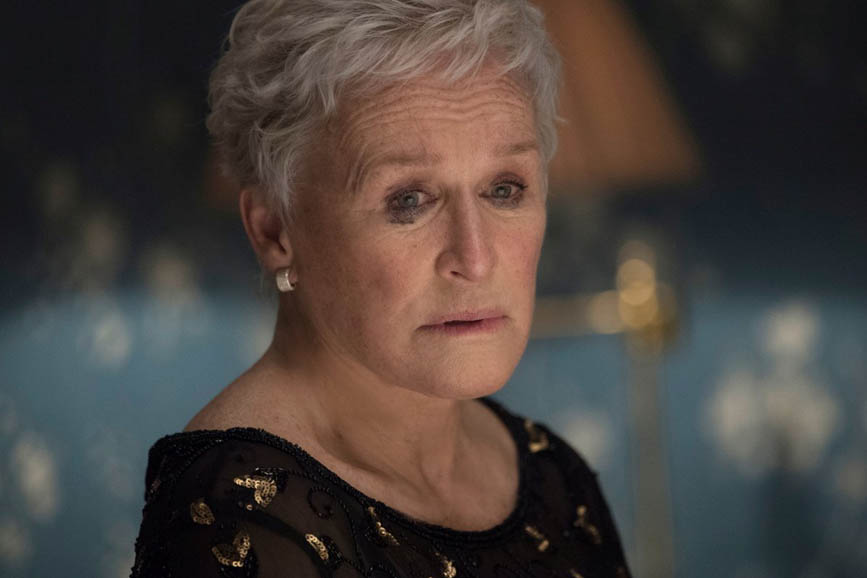 The Wife - Vivere nell'ombra Glenn Close