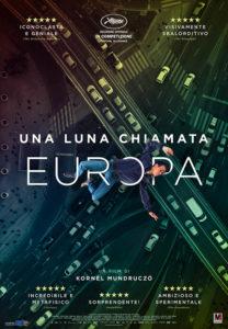 Una luna chiamata Europra locandina