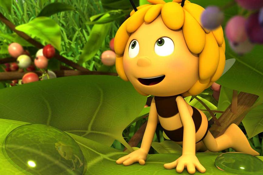 img l'ape maia 2