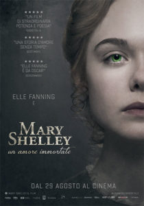 Mary Shelley – Un amore immortale - locandina