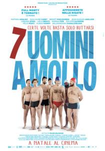 7 Uomini a mollo locandina ita