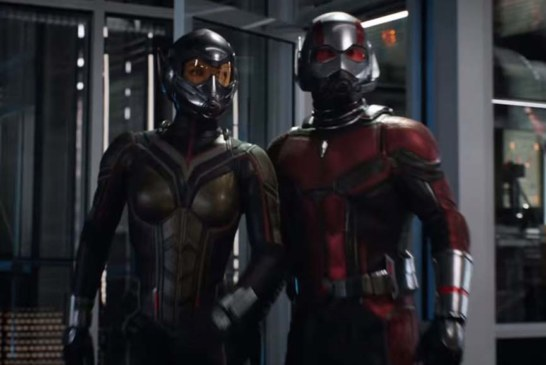 "Box Office Italia: ""Ant Man and the Wasp"" vince il weekend"
