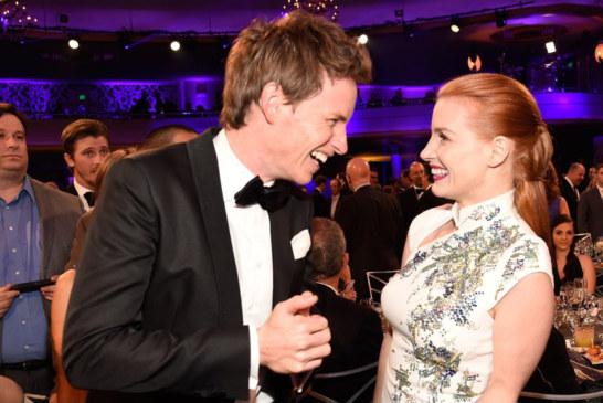 "Eddie Redmayne e Jessica Chastain protagonisti in ""The Good Nurse"""
