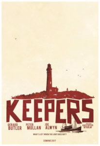 Keepers locandina