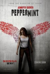 Peppermint locandina