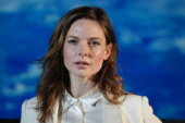 "Rebecca Ferguson nel cast dello spinoff di ""Men in Black"""