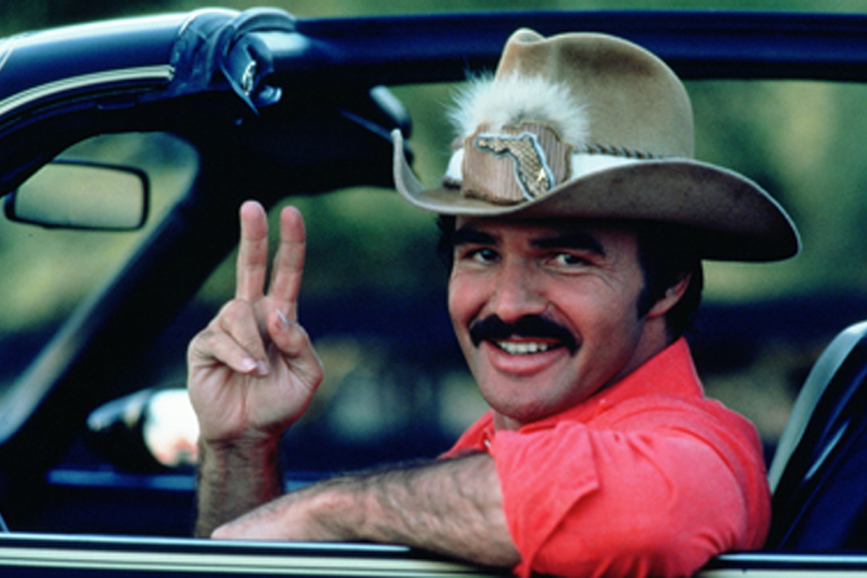 Burt Reynolds - Immagini repertorio