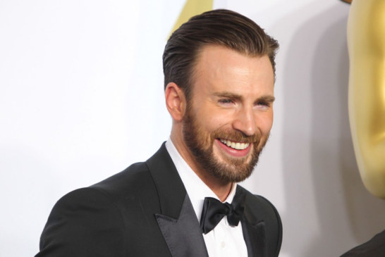 "Chris Evans: protagonista di ""Defending Jacob"""