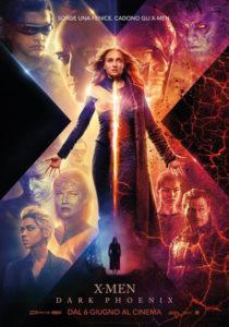 Poster Xman Dark Phoenix