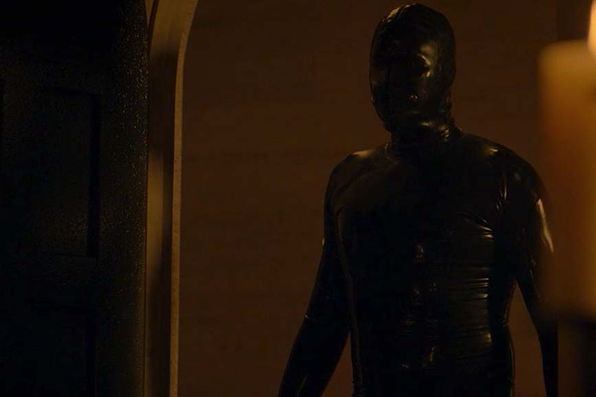 American horror story apocalypse rubber man
