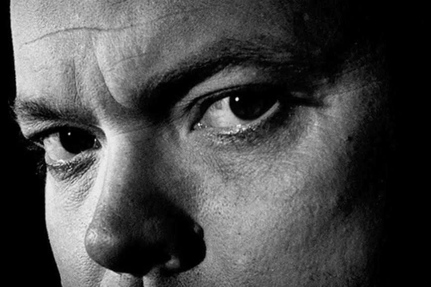 Lo sguardo di Orson Welles (2018)