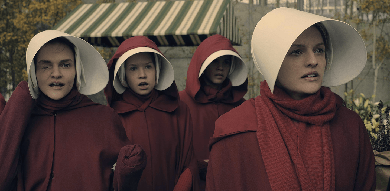 The Handmaid's Tale immagini serie tv