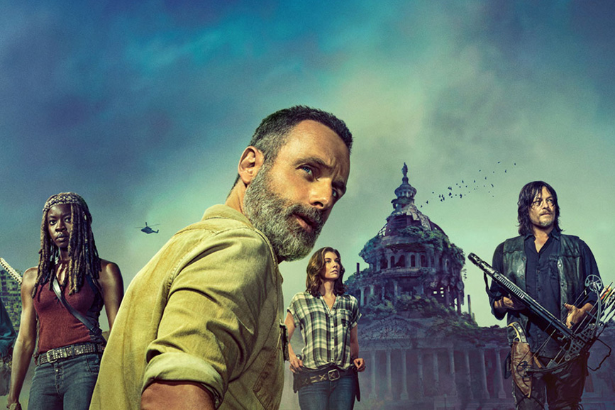 Sky : The Walking Dead