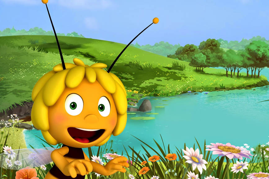 L'ape Maia – Le olimpiadi di miele (2018)