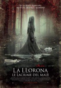 La Llorona - Le lacrime del male poster ita
