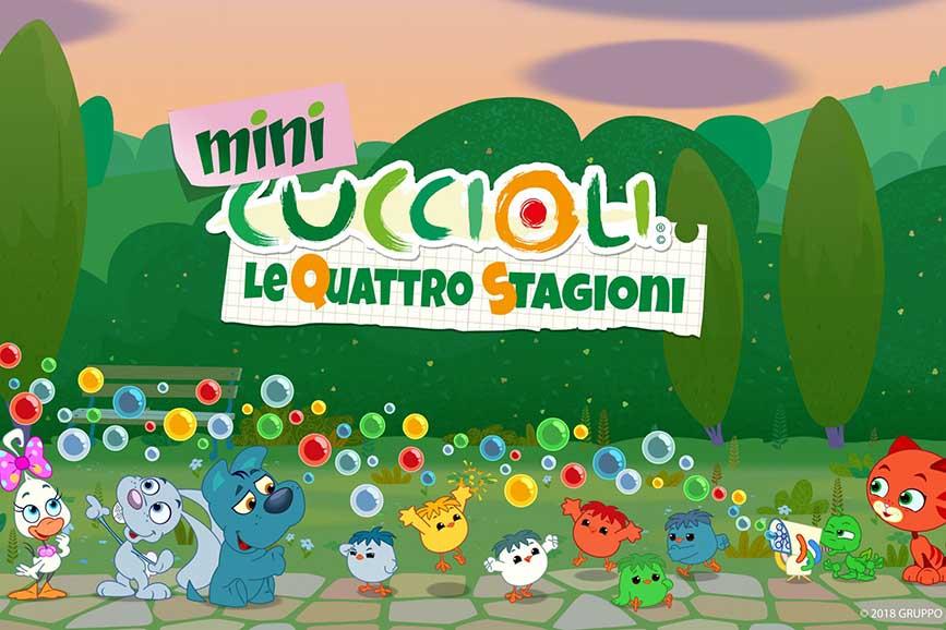 Minicuccioli - Le Quattro Stagioni (2018)