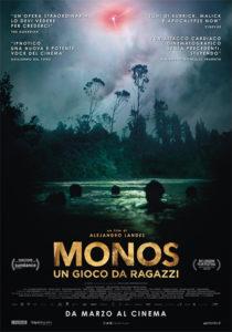 Monos - Un gioco da ragazzi poster