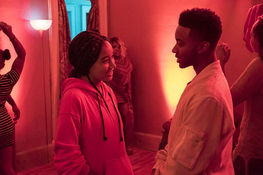 Festa del Cinema 2018 - The Hate U Give sguardi