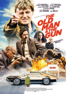 The Old Man & the Gun loc ita