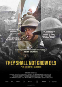 They Shall Not Grow Old - Per sempre giovani poster