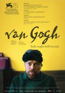 Van Gogh - Sulla soglia dell'eternità loc definitiva