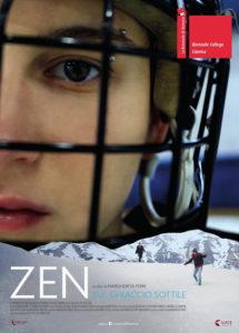 Locandina Zen Sul ghiaccio sottile