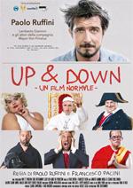 Up & Down - Un film normale locandina