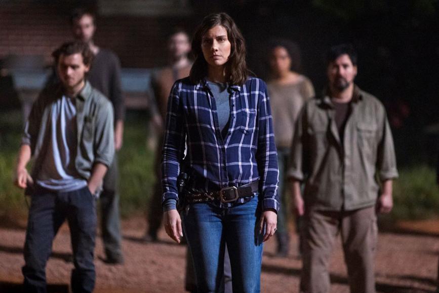 """""""The Walking Dead"""" nona stagione"""
