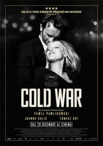 Cold War poster ita