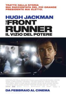 The Front Runner poster provvisorio